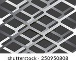 vector geometric pattern with... | Shutterstock .eps vector #250950808