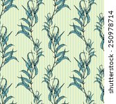 vector seamless pattern with... | Shutterstock .eps vector #250978714