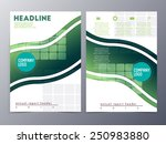 abstract green geometric...   Shutterstock .eps vector #250983880
