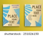 abstract unusual spiral on... | Shutterstock .eps vector #251026150