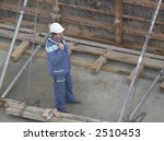 hammer worker | Shutterstock . vector #2510453