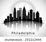 Philadelphia Silhouette ...