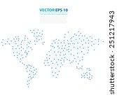 vector abstract... | Shutterstock .eps vector #251217943