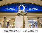 Las Vegas   Feb 04   O Theatre...