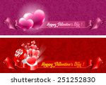 holiday banners for valentines...