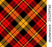 textured tartan plaid. seamless ... | Shutterstock .eps vector #251259760