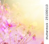 spring background | Shutterstock . vector #251330113