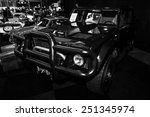 Постер, плакат: SUV Lamborghini LM002 The