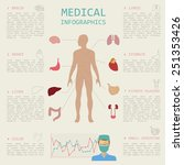 medical and healthcare... | Shutterstock .eps vector #251353426