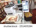 bangkok  thailand   february 7  ... | Shutterstock . vector #251405284