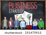 business strategy innovation... | Shutterstock . vector #251475913