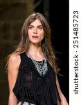 barcelona   feb 2  the top...   Shutterstock . vector #251485723