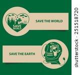 design template banner set....   Shutterstock .eps vector #251518720