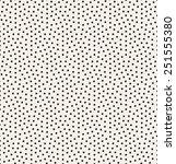 vector seamless pattern. modern ... | Shutterstock .eps vector #251555380