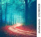 Magic Vintage Color Autumn...