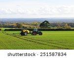 scenic landscape view of... | Shutterstock . vector #251587834