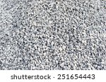 Pile Gravels    Pile Crushed...