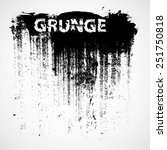 grunge urban background.texture ... | Shutterstock .eps vector #251750818