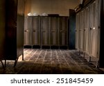 Abandoned Lockers 1