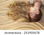 woman hair | Shutterstock . vector #251905678