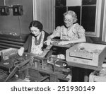 Mothers Of The Assembly Line...