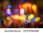 colourful bokeh background | Shutterstock . vector #251956408