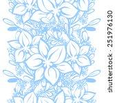 abstract elegance seamless... | Shutterstock . vector #251976130