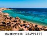 Red Sea Coastline  In  Sharm E...