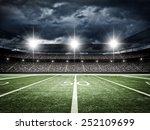 american football satdium | Shutterstock . vector #252109699