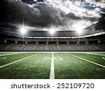american football satdium | Shutterstock . vector #252109720