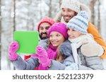 technology  season  friendship... | Shutterstock . vector #252123379