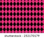Diamonds Pattern Background.