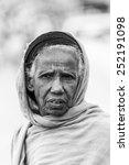 omo valley  ethiopia   sep 22 ... | Shutterstock . vector #252191098