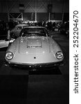 ������, ������: Sports car Maserati Mistral