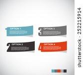 infographic design elements for ...   Shutterstock .eps vector #252215914