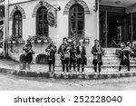 sapa  vietnam   sep 20  2014 ... | Shutterstock . vector #252228040
