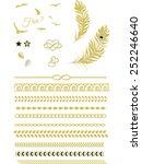 Gold Beach Tattoo  Sticker ...
