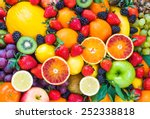 Fresh Fruits.assorted Fruits...