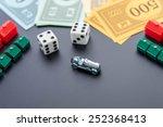february 8  2015   houston  tx  ... | Shutterstock . vector #252368413