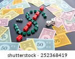 february 8  2015   houston  tx  ... | Shutterstock . vector #252368419