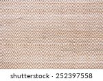woven texture background | Shutterstock . vector #252397558
