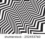 abstract vector background.... | Shutterstock .eps vector #252453760