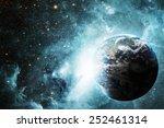 ������, ������: earth space aurora Elements