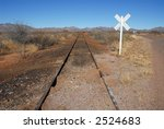 Abandoned Railway Line  Bisbee...