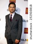 matt bomer at the 8th annual... | Shutterstock . vector #252503818
