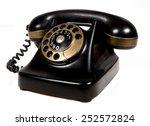 Vintage Bakelite Telephone Wit...
