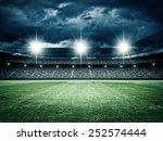 stadium | Shutterstock . vector #252574444