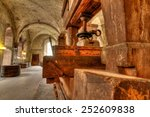 abbey eberbach   april 2013 ... | Shutterstock . vector #252609838