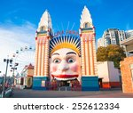sydney  australia    jan 7 ... | Shutterstock . vector #252612334