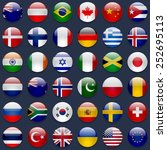 World Flags Collection. 36 High ...